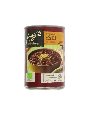 Chili sin carne (medium)