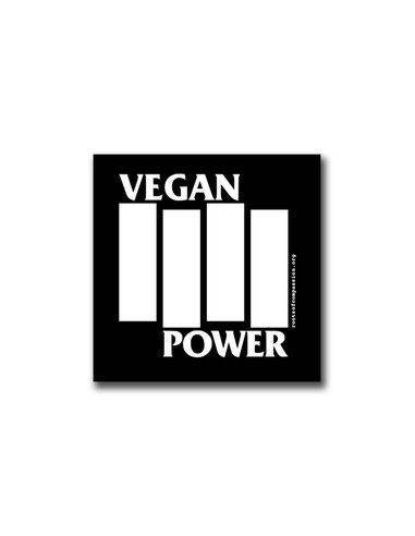 Aimant Vegan power
