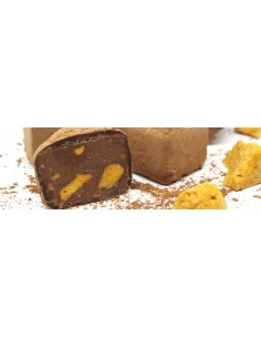 Honeycomb caramel chocolate...
