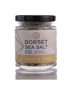 Dorset Sea salt - lemon &...