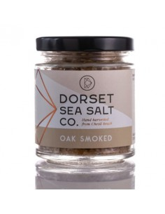 Oak smoked Dorset Sea Salt