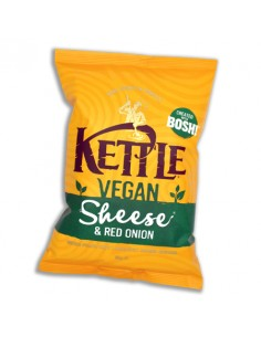 Sheese® & red onion crisps