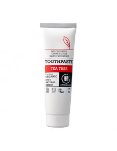 Organic tea tree toothpaste