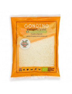 Grated aged Gondino
