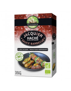 Jackfruit sauce barbecue -...
