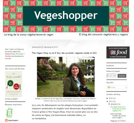 Veggeshopper
